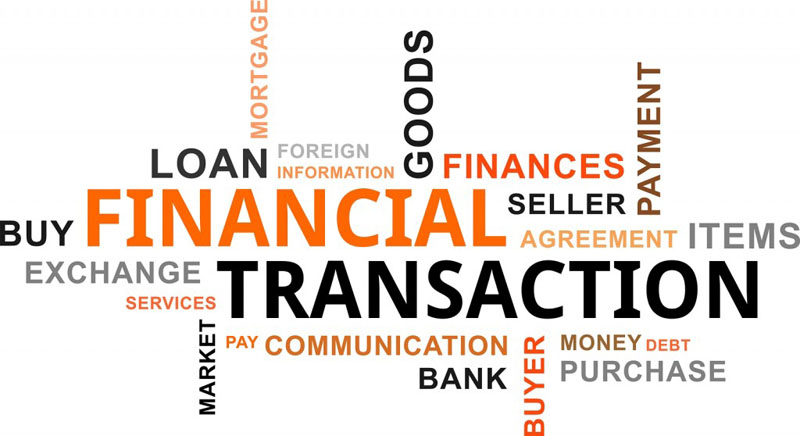 bigstock word cloud financial transac